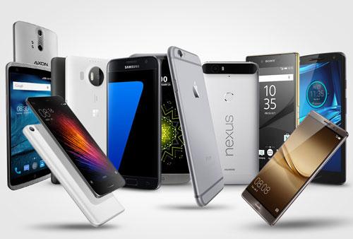 قائمة بأسرع 10 هواتف ذكية لعام 2016 - تعرف عليها ؟