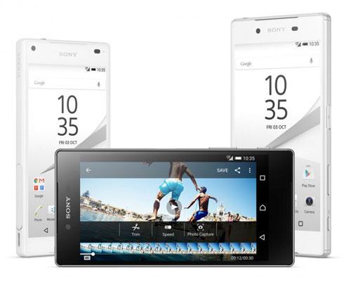 سوني ستطلق 5 هواتف ذكية أحدها بشاشة 4K