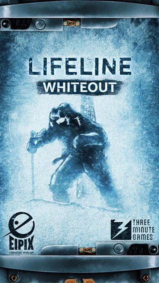 لعبة Lifeline: Whiteout التفاعلية لبناء قصتك