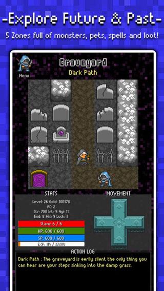 لعبة Adventure To Fate ألغاز ومغامرة كلاسيكية