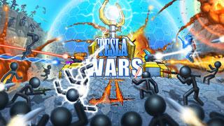 لعبة Tesla Wars - II المميزة
