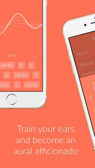 تطبيق Tone لتدريب أذنيك على التقاط الأصوات