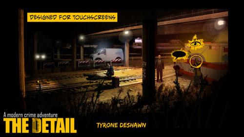 لعبة The Detail تحدي الألغاز والجريمة