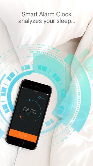 تطبيق Smart Alarm Clock منبه النوم المميز