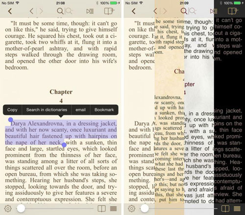 تطبيق i2Reader مكتبة لتصفح الكتب المختلفة