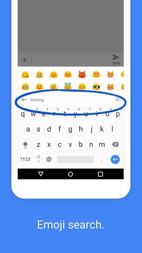 تطبيق Gboard لوحة مفاتيح جوجل تحصل على ميزات جديدة