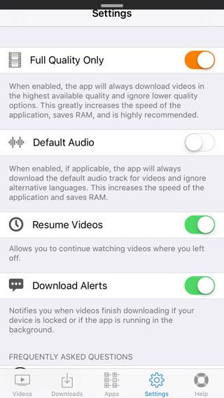 أداة Universal Video Downloader Plus لتنزيل مقاطع الفيديو
