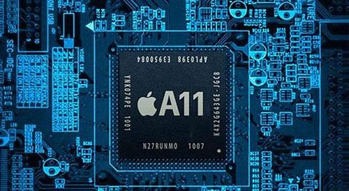 معالج A11 في الأيفون 8