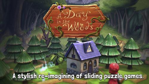 لعبة A Day In The Woods لمحبي الألغاز والمغامرة