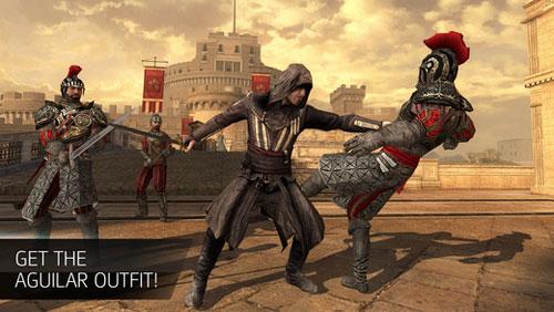 تخفيض كبير على لعبة Assassin's Creed Identity الشهيرة