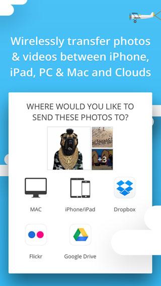 تطبيق Photo Transfer لنقل الصور وحفظها