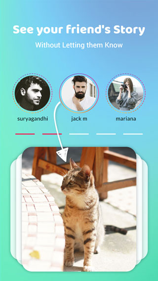 تطبيق IG Story Viewer لمتابعة وتنزيل محتوى انستغرام