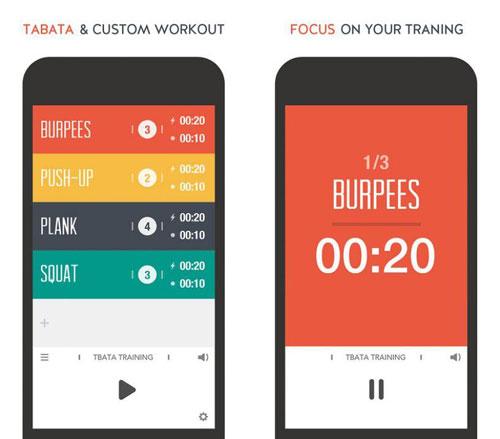 تطبيق TABATACH لمتابعة نشاطاتك الرياضية