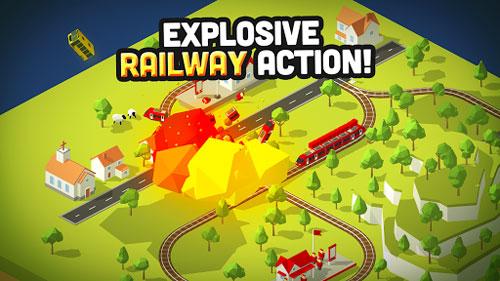 لعبة Conduct THIS! لإدارة حركة سير القطارات