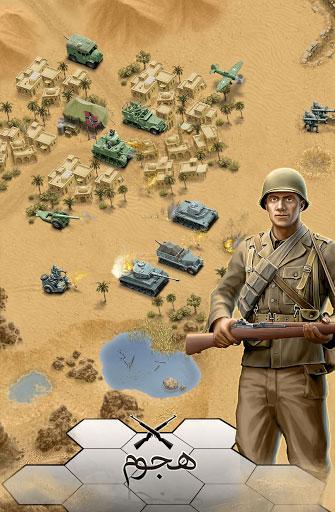لعبة 1943 Deadly Desert لخوض معارك الحرب العالمية الثانية