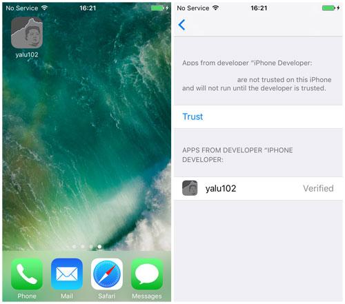 شرح تثبيت جيلبريك iOS 10 لبعض الأجهزة فقط