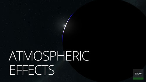 لعبة NIVERSE SIMULATOR لمحاكاة المجموعة الشمسية