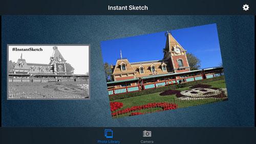 تطبيق Instant Sketch لتحويل صورك لرسوم رصاصية