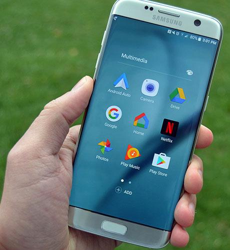 رسمياً - إطلاق تحديث Android 7 Nougat لهواتف Galaxy S7 و Galaxy S7 Edge !