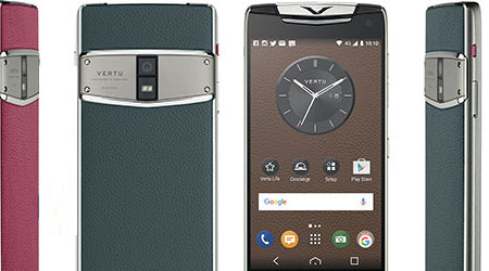 هاتف Vertu Constellation - هاتف ذكي بسعر 10,000$ !