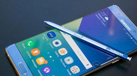 سامسونج ستطلق هاتف جالكسي نوت 8 خلال عام 2017 !