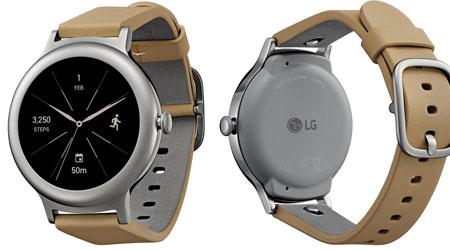 Photo of تسريب صور ساعة LG Watch Style باللون الذهبي والفضي