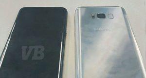 تسريب صورة حقيقية لهاتف جالاكسي S8 - مع تفاصيل دقيقة
