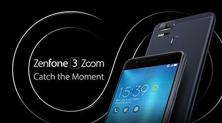 صورة رسمياً – هاتف Asus ZenFone 3 Zoom بكاميرا مزدوجة مميزة تنافس آيفون 7 بلس !