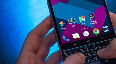 هذا هو هاتف BlackBerry Mercury الجديد بنظام الأندرويد !