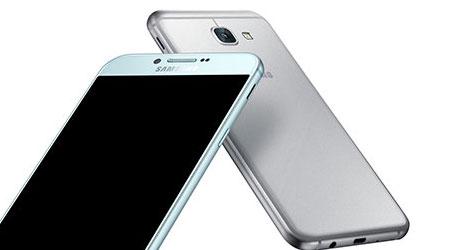 بدء إطلاق هاتف سامسونج جالكسي A8 2016 في الدول العربية