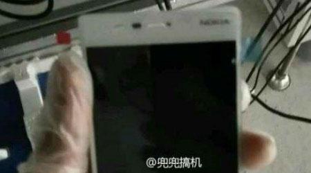 صورة تسريب صورة ومواصفات هاتف Nokia E1 – ضمن الفئة المتوسطة