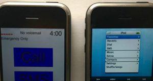 تاريخ الأيفون: شاهد واجهة نظام الأيفون الأولية - ما رأيك بها ؟