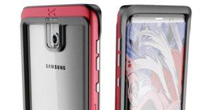 تسريب صور هاتف جالاكسي S8 في غلاف من شركة Ghostek