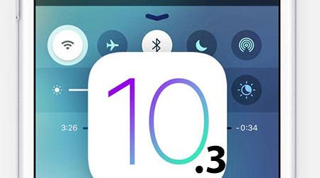 Photo of تحديث iOS 10.3 قادم قريباً – و هذه أبرز المزايا المتوقعة !