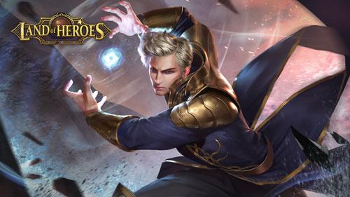 لعبة أرض الأبطال - الأسطورة المفقودة مع الكثير من التحديات المميزة