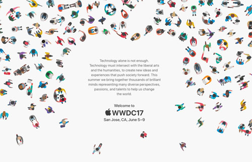 آبل تحدد موعد مؤتمر WWDC17 - للإعلان عن iOS 11 ومنتجات جديدة !