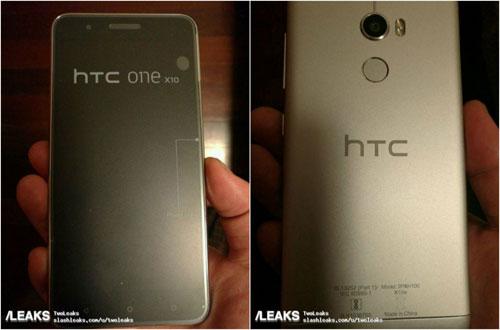 تسريب الصور الحقيقية لهاتف HTC One X10 - قادم قريبا