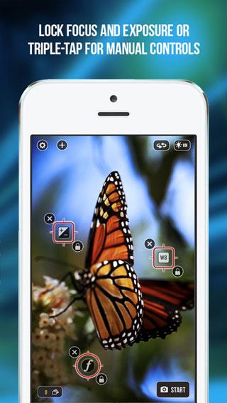 تطبيق Fast Camera الرائع لتسجيل فيديو وصور بمزايا احترافية – تخفيض كبير