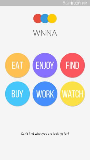 تطبيق WNNA - دليلك المفيد للوصول إلى الأماكن المهمة في أي مكان