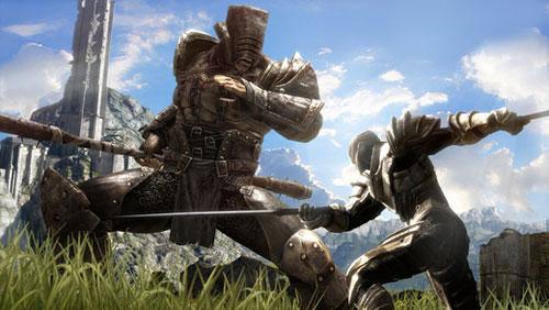 لعبة Infinity Blade II تعود في عرض جديد
