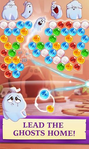 لعبة Bubble Witch Saga 3 لمحبي كرات الألوان