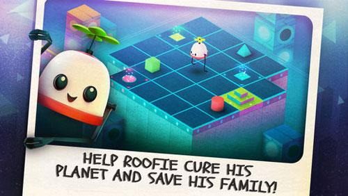 لعبة Roofbot لمحبي الألغاز والألعاب المميزة