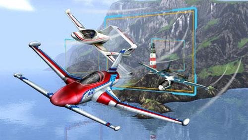 لعبة Ikaro Racing محاكي الطيران المميز