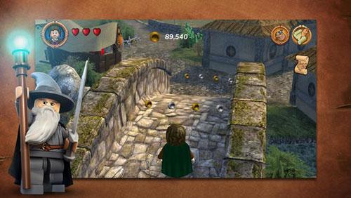 لعبة LEGO® The Lord of the Rings تحصل على تخفيض كبير