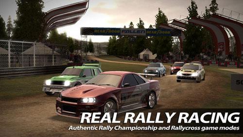 تخفيض على لعبة سباق السيارات Rush Rally 2