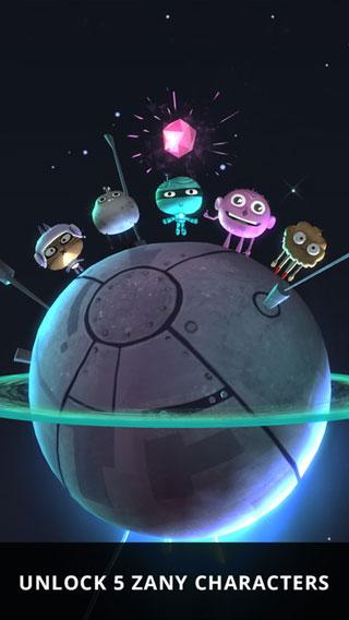 لعبة Orbit's Odyssey قوية ومليئة بالتسلية والمتعة