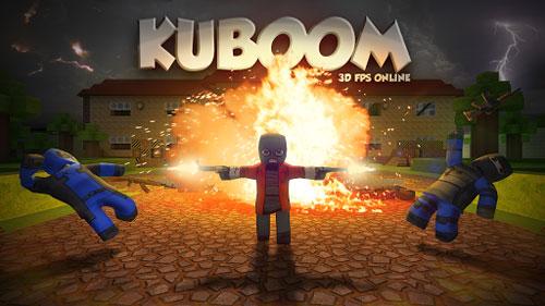 لعبة KUBOOM المليئة بالتحديات بطريقة كلاسيكية