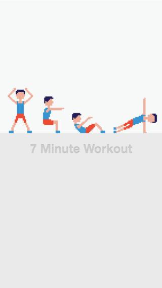 تطبيق Workout 7 دقائق من تمارين رياضية يومية