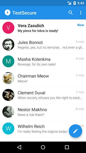 تطبيق Signal Private Messenger للتواصل بطريقة آمنة