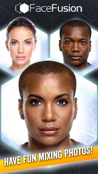 تطبيق FaceFusion لتغيير ملامح الوجوه